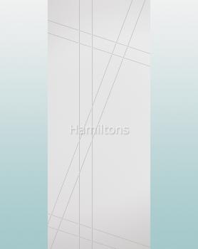 LPD Hastings Modern White Panel Doors