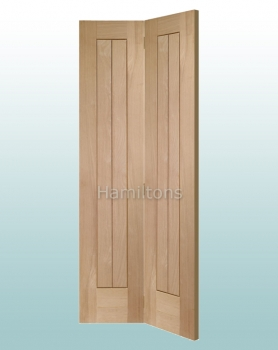 XL Joinery Oak Suffolk Bi-fold Doors for 686 and 762mm Opening