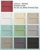 Have Any XL Joinery Door Painted Any Colour