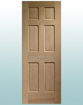 XL Joinery Oak Colonial Standard And FD30 Fire Doors
