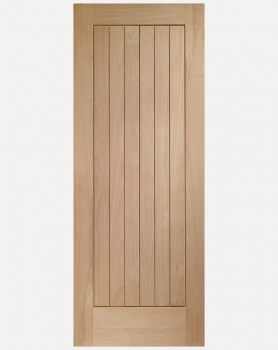 XL Joinery Oak Stamford Cottage Style Panel Doors