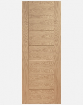 XL Joinery Palermo Oak FD60 Fire Door