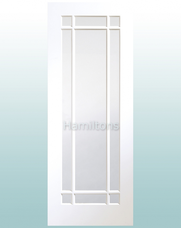 XL Joinery White Cheshire Clear Glass Doors & XL Joinery White Cheshire Clear Glass Doors - Save more at Hamiltons ...