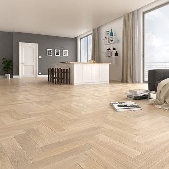 Berry Alloc Chateau Charme Light Natural Oak Narrow Width Herringbone