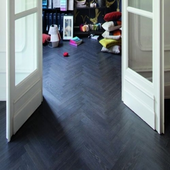 Berry Alloc Chateau Charme Black Narrow Width Herringbone
