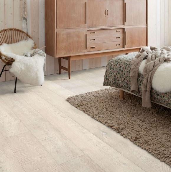 Furlong Mont Blanc Oak Scandic 20mm Engineered Wood Flooring Save