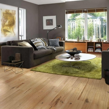 Furlong Next Step Oak Rustic Brushed 189mm Engineered wood flooring