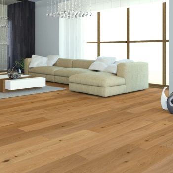 Furlong Next Step Oak Rustic Matt 125mm Engineered Wood Flooring