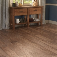 Furlong Next Step Oak Nutmeg 189mm Engineered wood flooring