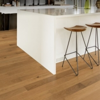 Furlong Next Step Oak Rustic Brushed 125mm Engineered wood flooring