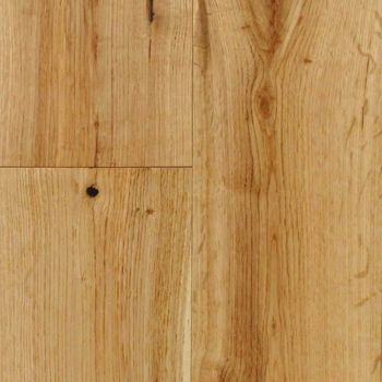 Furlong Rustic Solid Oak Virginia 125mm Brushed And Oiled