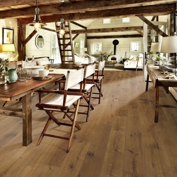 Kahrs Artisan Oak Imperial Maize Engineered Wood Flooring