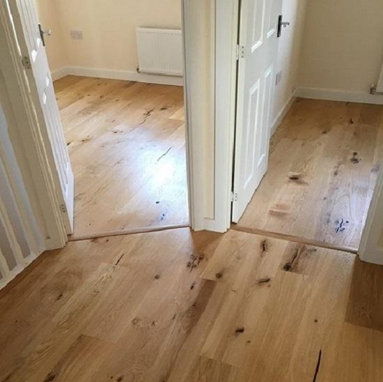 Kahrs Asturian Rustic Oak Engineered Wood Flooring Save