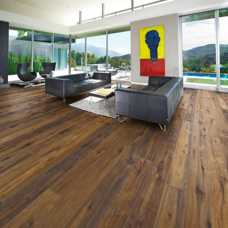 Kahrs Artisan Oak Imperial Rye Engineered Wood Flooring