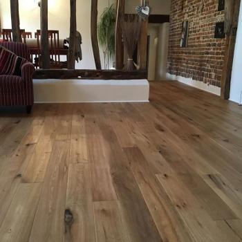 Kahrs Artisan Oak Wheat Engineered Wood Flooring