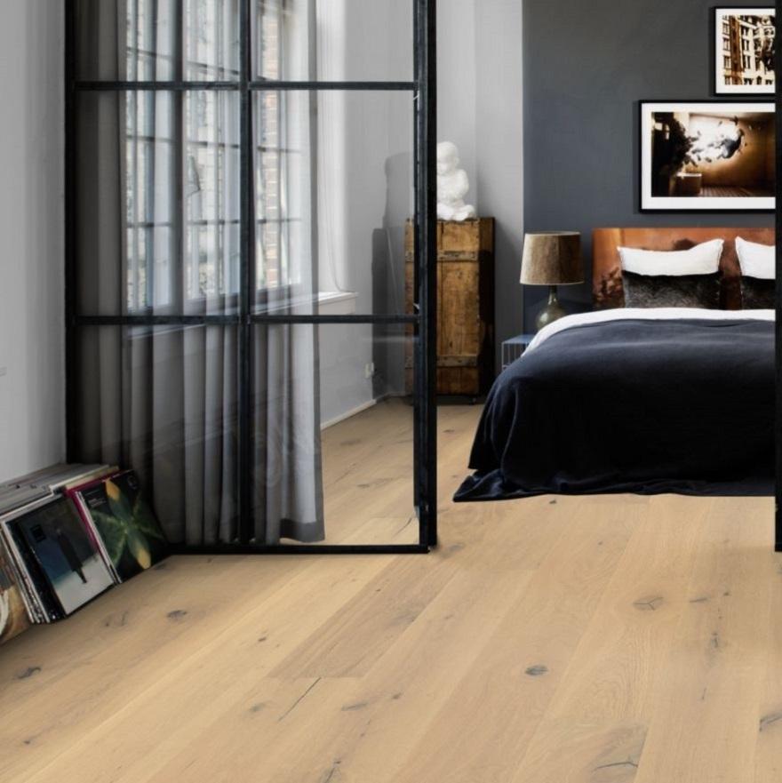 Kahrs Artisan Oak Raw Engineered Wood Flooring