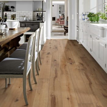 Kahrs Artisan Oak Imperial Barley Engineered wood flooring