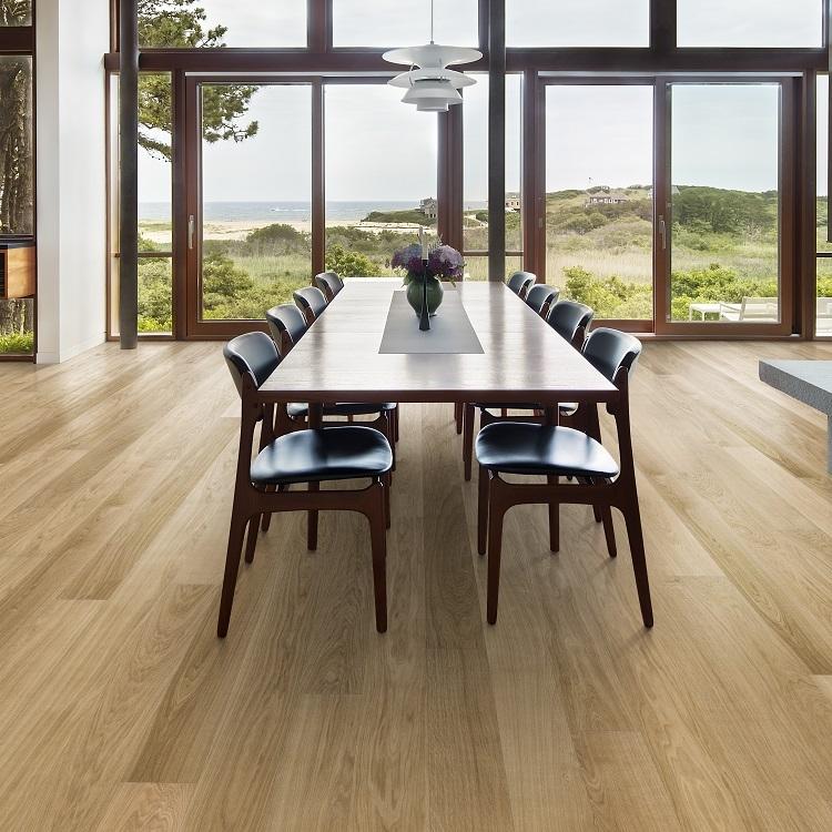 Kahrs Oak Dublin Matt Lacquer Engineered Wood Flooring Save More