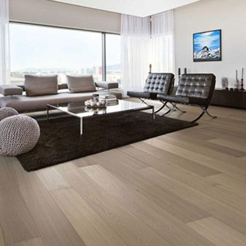 Kahrs Oak Metropolitan Smoky Grey Engineered Wood Flooring Save