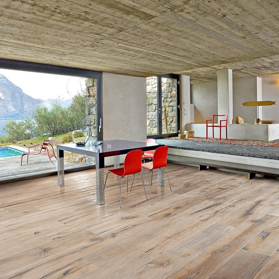 Kahrs Da Capo Indossati Oak Engineered Wood Flooring