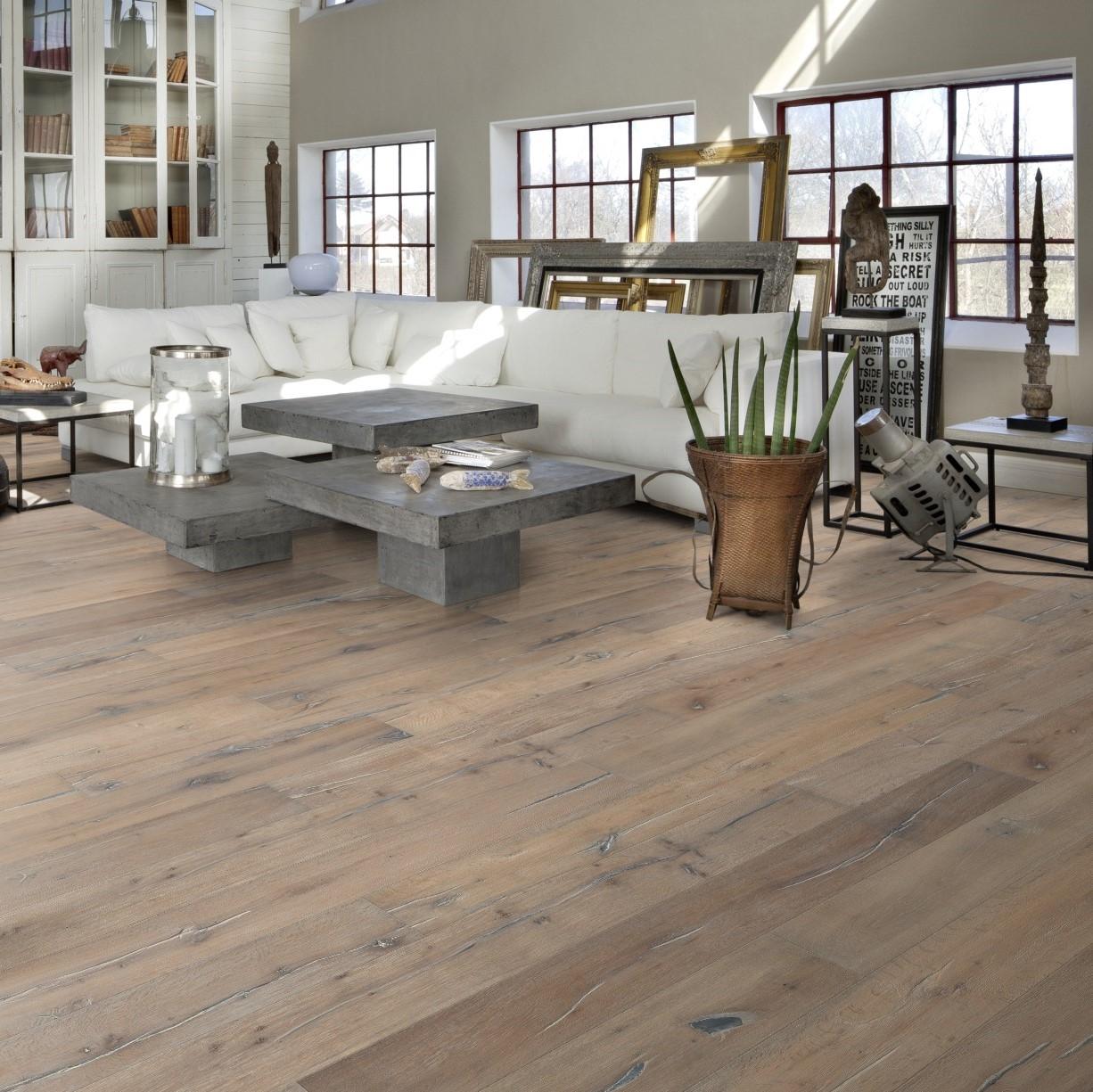 Kahrs Helsinki Expressive White Oak Engineered Wood Flooring