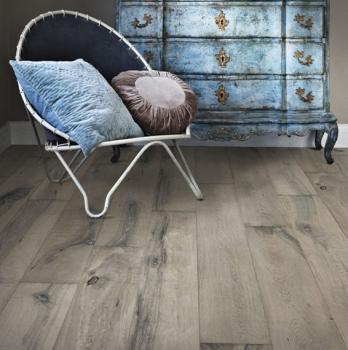 Kahrs Domani Maple Nebbia Engineered Wood Floor