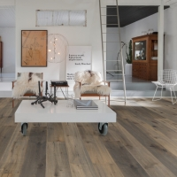 Kahrs Imperial Character Oak Dark Grey