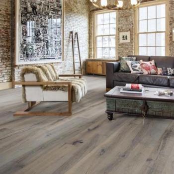 Kahrs Domani Maple Bruma Engineered Wood Floor