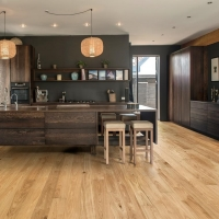 Kahrs Classic Oak Matt Lacquer Engineered Wood Flooring
