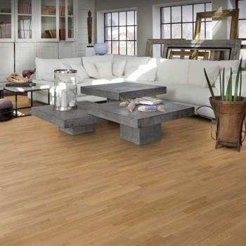 Kahrs Oak Vienna Satin Lacquer Engineered Wood Flooring