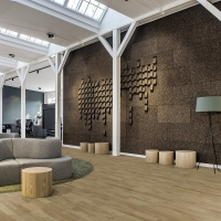 Kahrs Oak Verona Brushed Ultra Matt Lacquer Engineered Wood Flooring