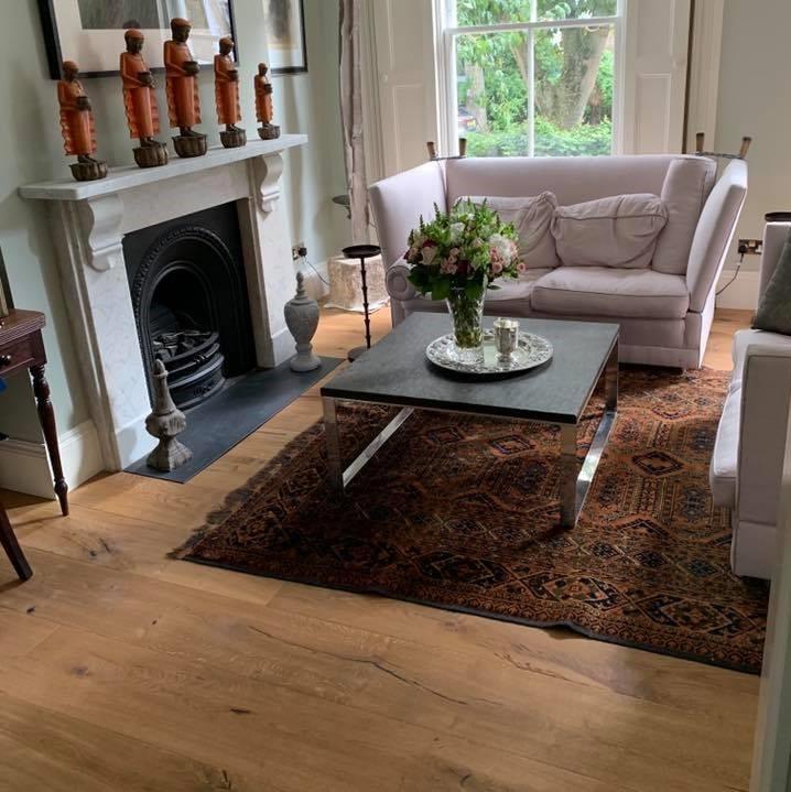 Kahrs Grande Oak Casa