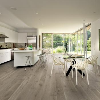 Kahrs Oak Imperial New Gray Engineered Wood Flooring