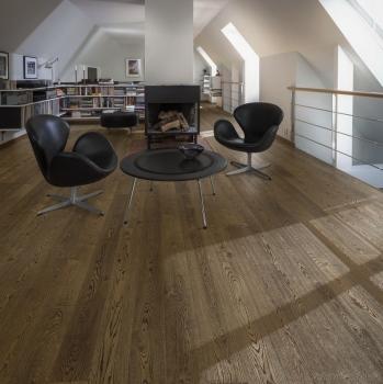 Kahrs Oak Nouveau Dun Engineered Wood Floor