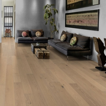Sale Kahrs Oak Subtle White Engineered Wood Flooring