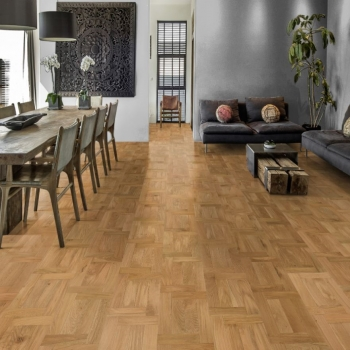 Kahrs Oak Castello Rovere French Pattern Wood Flooring