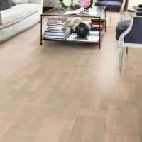 Kahrs Palazzo Oak  Bianco White Dutch Pattern Wood Flooring