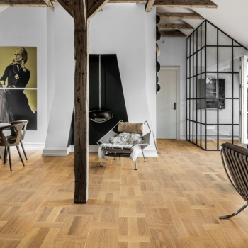 Kahrs Oak Palazzo Rovere Dutch Pattern Wood Flooring