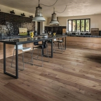 Kahrs Smaland Oak Ydre Engineered Wood Flooring
