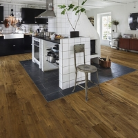 Kahrs Smaland Oak Sevede Engineered Wood Flooring