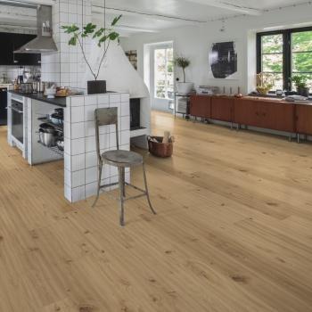 Kahrs Smaland Oak Klinta Engineered wood flooring