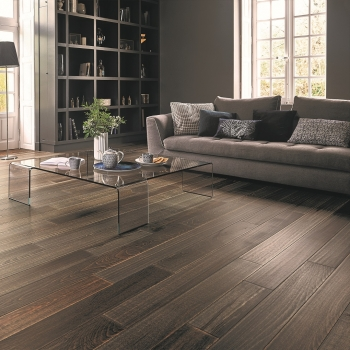 Panaget 14mm Diva 139mm Flamed Beech Cuivre Click Engineered Wood Floor