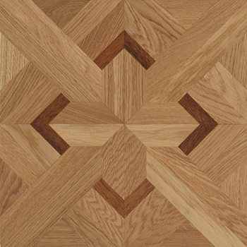 Panaget Carmen Marquetry No1 French Oak Wood Flooring Tiles