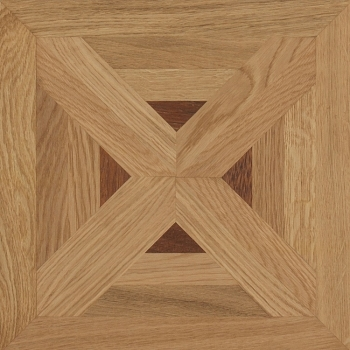 Panaget Carmen Marquetry No7 French Oak Wood Flooring Tiles