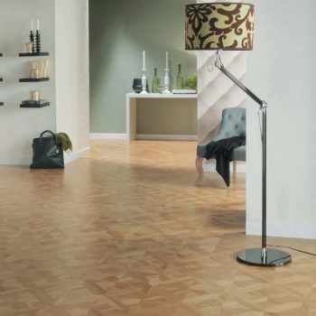 Panaget Carmen Marquetry No2 French Oak Wood Flooring Tiles