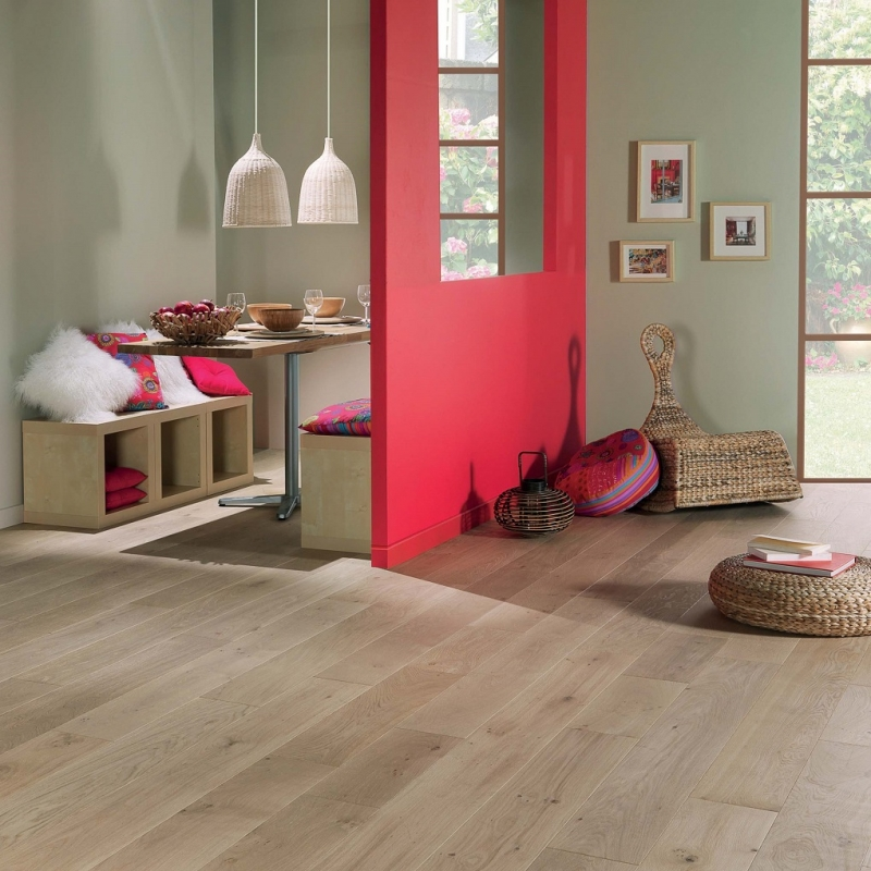Panaget 12mm Diva 184mm Clic Authentic Bois Flotte Engineered Wood Floor