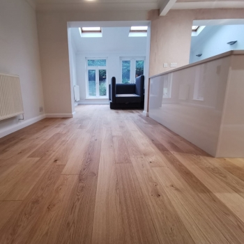 Woodland Classics French Oak Bon Iver Engineered Wood Flooring 139