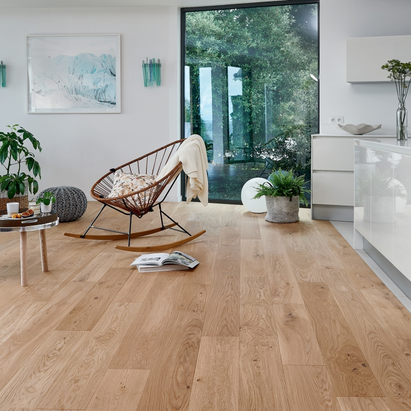 Woodland Classics Versailles French Oak Flooring 14 x 184mm