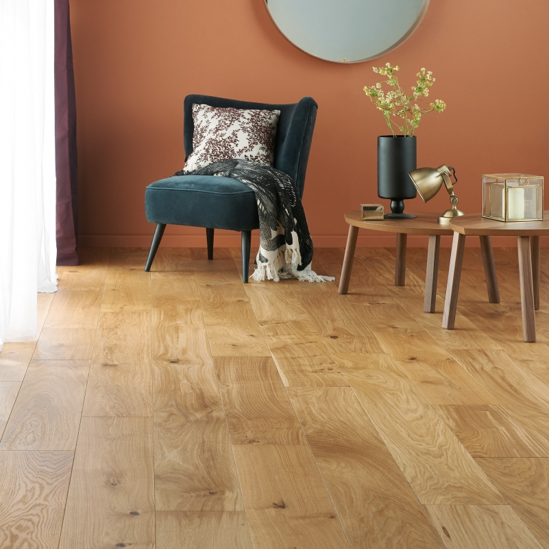 Woodland Classics French Oak Breton Engineered Wood Flooring