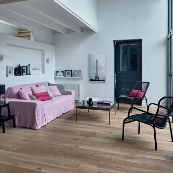 Woodland Classics French Oak Evening Grey Engineered Wood Flooring